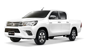 voiture 4×4 toyota hilux